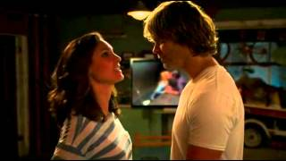 NCIS Los Angeles 7x07 - Love Conquers All (kiss)