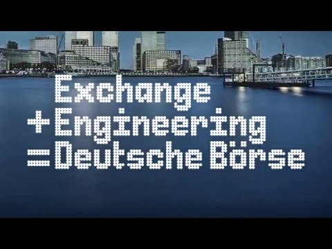 "Deutsche Börse Group: ""The right solution"""