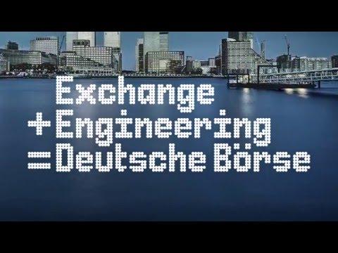 """Deutsche Börse Group: """"The right solution"""""""