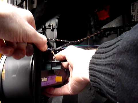 Astra Fuse Box Audi S3 Heater Fan Problem Youtube