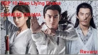 Zhao Liying TOP 10 Drama till 2018