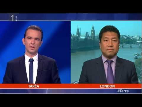 Live TV debate on Cinven's bid for Telekom Slovenia (Tosh Kojima)