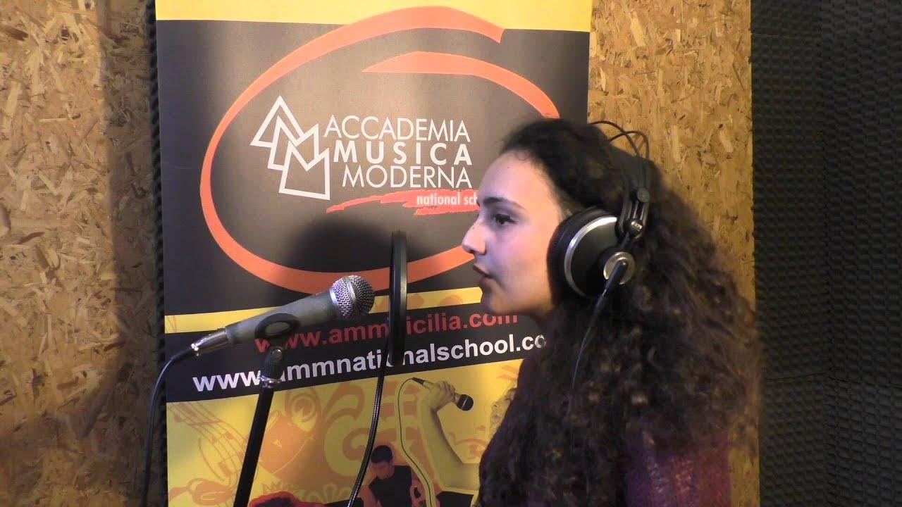 I see fire - Maria Teresa Attinasi
