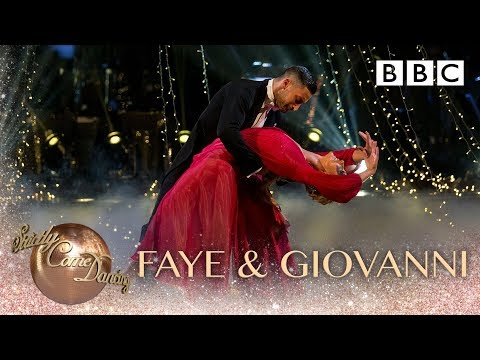 Faye Tozer and Giovanni Pernice Waltz to 'See The Day' by Dee C. Lee - BBC Strictly 2018