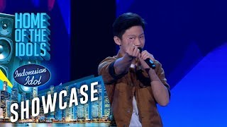 Gambar cover SAMUEL - HEAVEN (Afgan, Isyana, Randy Pandugo) - SHOWCASE - Indonesian Idol 2020