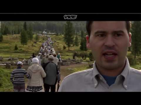 Cult Leader Thinks He is Jesus - Vissarion (Russian Jesus) HD