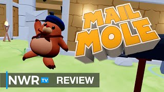Mail Mole is 3D World but with Monty Mole - Switch Review (Video Game Video Review)