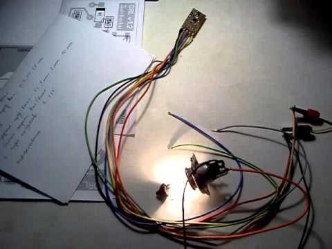Контроллер ДХО — дальний в полнакала. Версия 1.2
