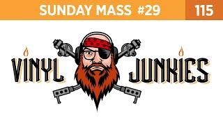 Sunday Mass #29 | Virus Broadcast 115 | VJ Pirate Radio