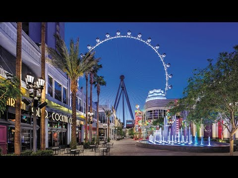Las Vegas - The High Roller at The LINQ