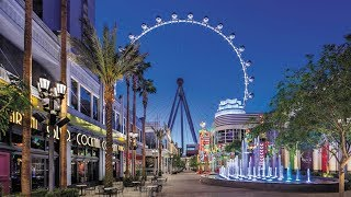 Ride the High Roller at The LINQ above Las Vegas for some of the be...