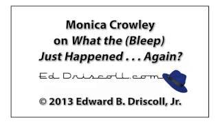 Audio Interview: Monica Crowley: