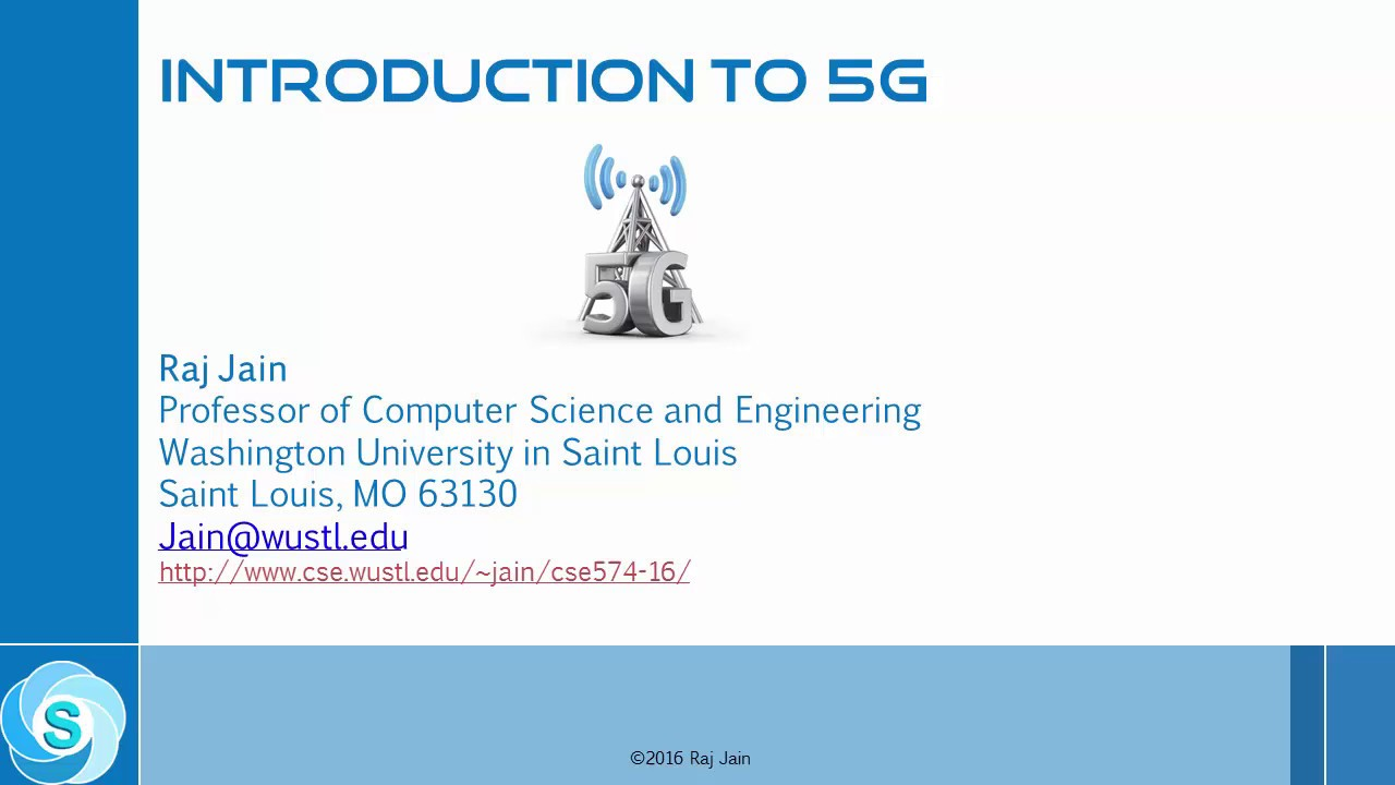 Introduction to 5G: Part 1