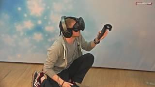 Смотрим ПОРНО в VR HTC Vive от Valve