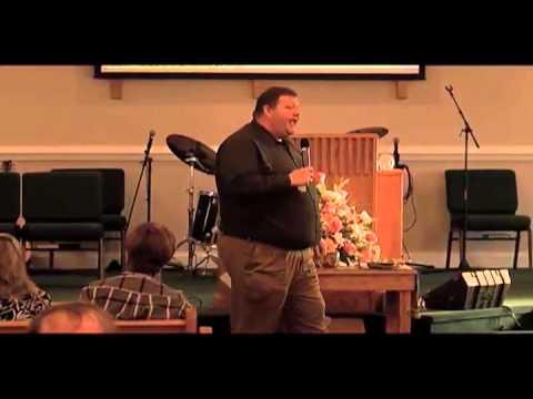 A transforming encounter part 2 Pastor Randy Miller