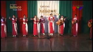 Mariachi Femenil Las Perlitas Tapatias en Un Canto a Jalisco programa completo