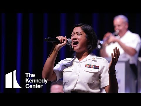 The U.S. Navy Band Commodores - Millennium Stage (June 17, 2019)