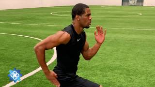 The Drill Factory: Running Mechanics - Lunge Cycles