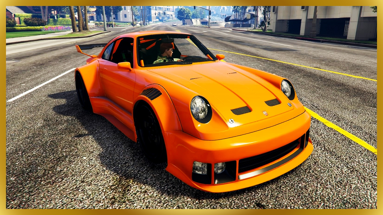 Gta 5 Online Top 3 Best Color Customizations Pfister Comet Retro Custom Sport Cars You