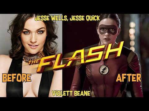 Flash  Before and After 2018