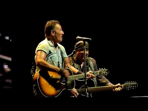 Waiting on A Sunny Day  - Bruce Springsteen - Melbourne AAMI Stadium - 4th February 2017