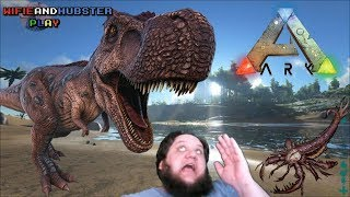 ARK! Failure to survive evolved! PvP Official Server!! Will we survive?! HELL IF DINO!