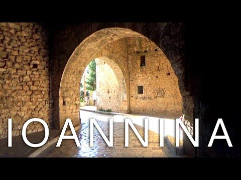 Ioannina, Greece ( Ιωάννινα, Ελλάδα ) - What to see in Ioannina