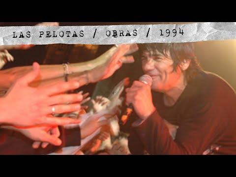 Las Pelotas en vivo Obras 1994