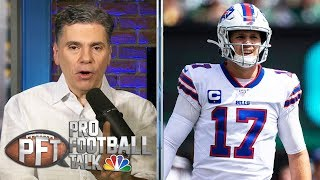 Will the Bills beat out the Patriots to win the AFC East? | Pro Football Talk | NBC Sports