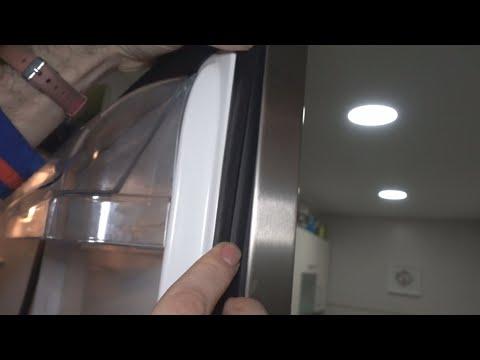Electrolux cambio de goma junta frigorífico refrigerador