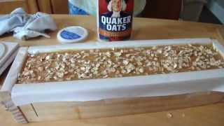 Honey Almond Oatmeal Goat Milk Soap part 2