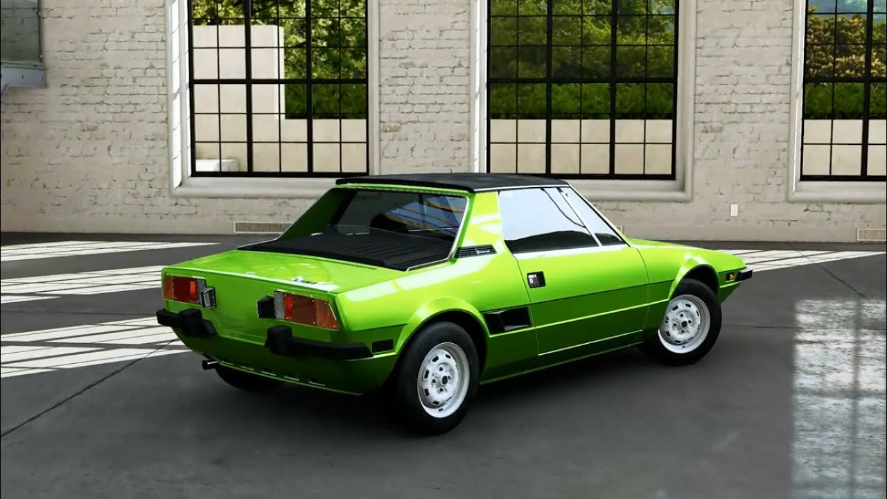 forza motorsport 5 1975 fiat x1 9 youtube. Black Bedroom Furniture Sets. Home Design Ideas