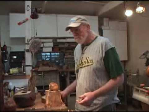 William Hunter, Woodturning Innovator/Sculptor
