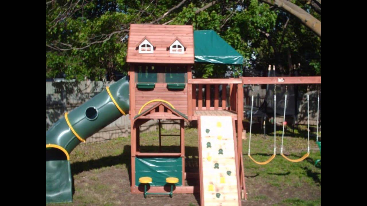 big backyard youtube