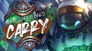 HARD CARRY BARD CARRY! | LoL High Elo Bard Montage