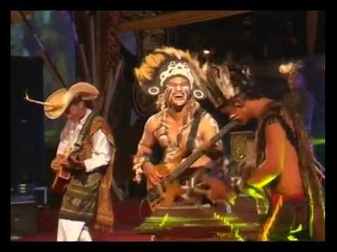 Bali World Music, Gus Teja,  Unify ( Concert )