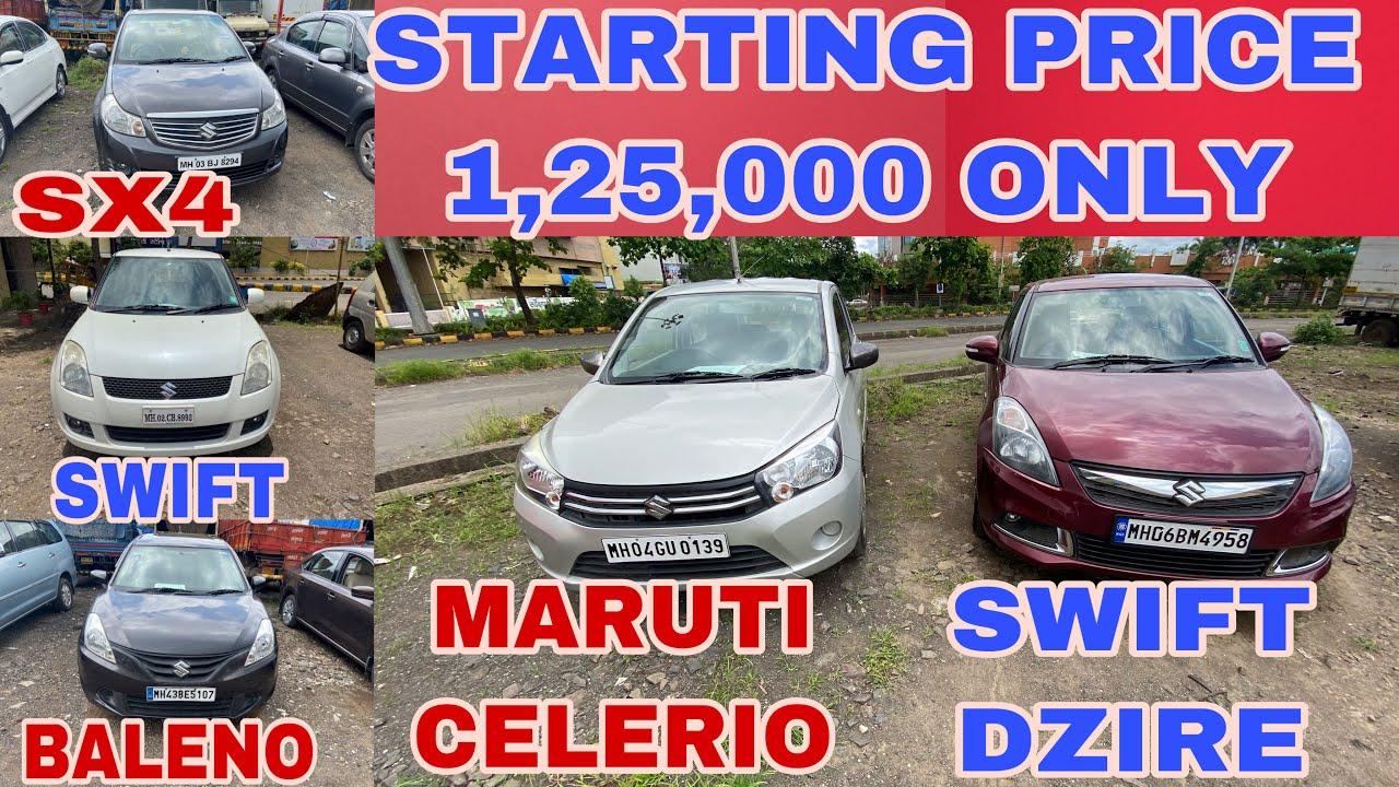 Maruti Suzuki & Nexa Used Cars For Sale Swift Dzire, Celerio, Baleno, Alto, Swift, SX4 | FCB |