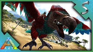 NEW ARGENTAVIS TLC MODEL & ABILITIES! FULLY MUTATED & RAPID REGEN! - Ark: Survival Evolved [S4E112]
