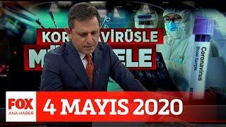 Kısıtlamalar kalktı mı? 4 Mayıs 2020 Fatih Portakal ile FOX Ana Haber