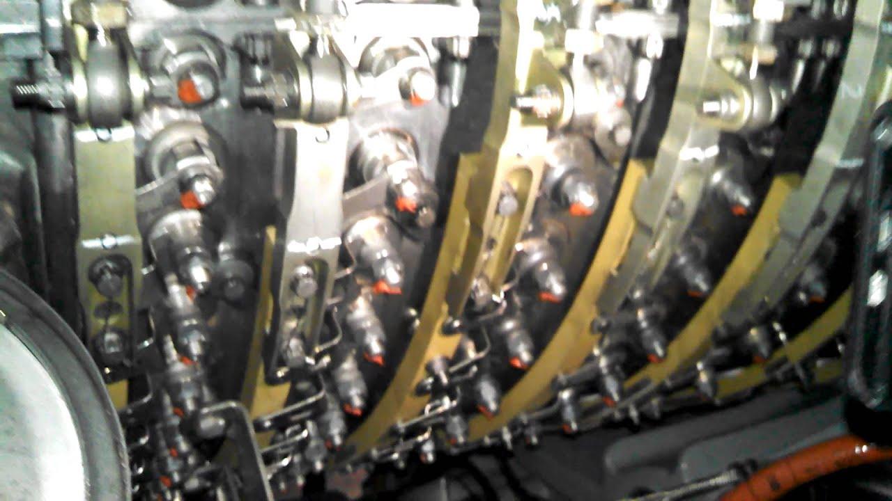 Turbina LM 2500 4
