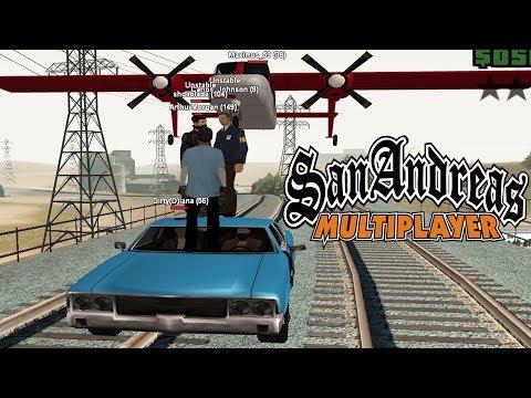 It's GTA SAMP Time! - San Andreas Multiplayer Online