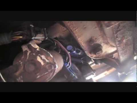 on 1995-2001 4x4 ford explorers: vehicle speed sensor (vss) replacement -  youtube
