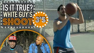 White Guys Shoot the Best 3