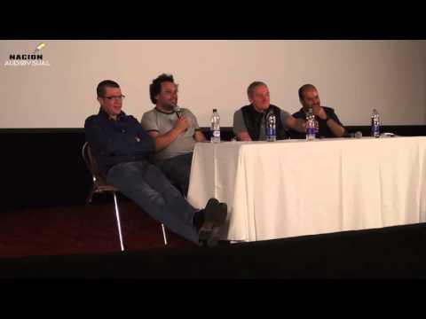 Conversatorio: Directores de Cine Colombiano (1) ¿Cómo un director escoge a sus actores?