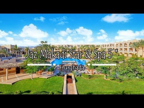 Jaz Makadi Star Spa 5 Hurghada Egypt Youtube