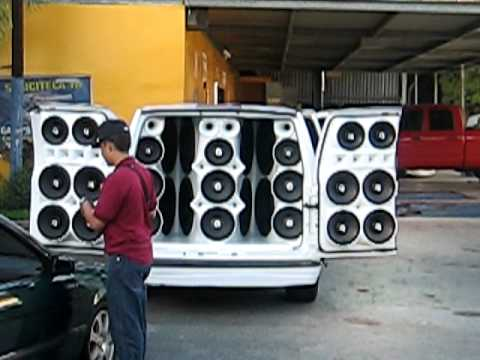 O2 Astro Van By Cano' Tire Center... Beyma Killer Part1