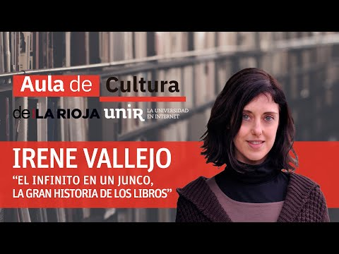 Aula de Cultura virtual: Irene Vallejo