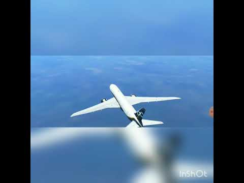 PHNL - EFHK   Infinite Flight   787-8  