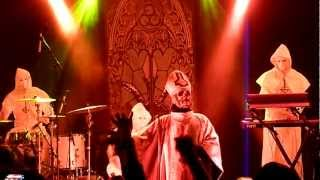Ghost - Here comes the sun LIVE @ Cupolen Sweden