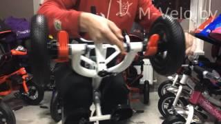 сборка трёхколёсного велосипеда Trike(Видео инструкция по сборке трехколесного велосипеда trike, подходит почти ко всем детским велосипедам данной..., 2016-01-30T23:27:22.000Z)